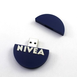 High Quality OEM USB Flash Memory Stick, New Popular Gift Soft Silicon Brand Name USB Flash Drive
