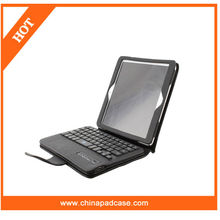 Wireless Bluetooth Keyboard for iPad mini,keyboard for iPad mini,with leather case