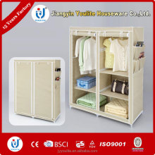bedroom closet wood wardrobe cabinets portable closet