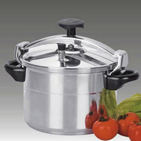 High quality easy clean italian 316 Stainless Steel Cookware,brand pressure cooker in Guangzhou