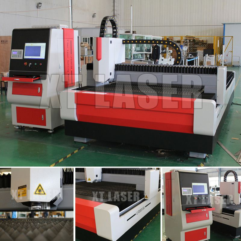 Fiber laser cutting machine metal spare parts for fitness equipment
