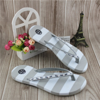Beautiful woman slipper flip flop promotional cheap low price cheap