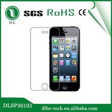 reinforced tempered glass phone screen protectors for iphone5