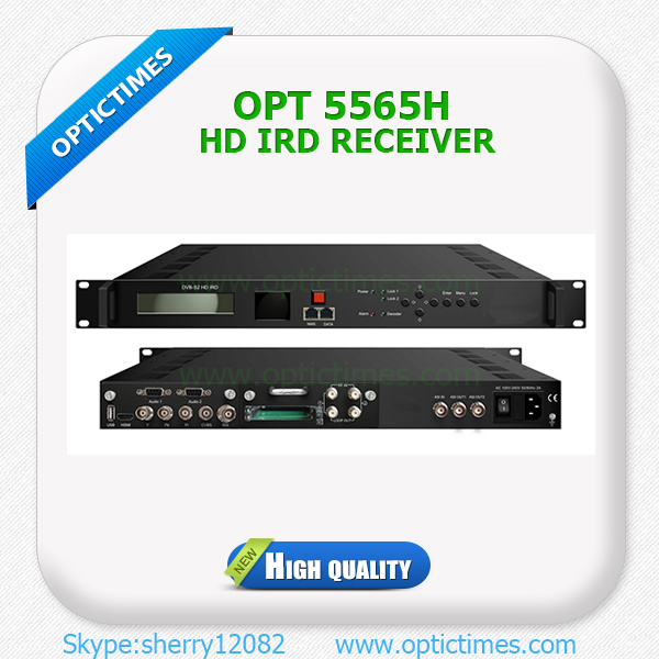 MPEG2 and MPEG4 AVC/H.264 decoding fta receiver