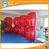 Inflatable body bouncing ball, inflatable zorb ball track for bubble soccer