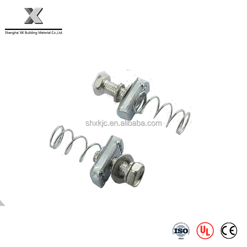 Struct Spring Nut Spring Screw Spring Channel Nut Fitting for Struct Channel