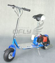 49CC CE Approved Foldable gas scooter stand up for sale