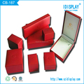 custom jewelry color paper storage box