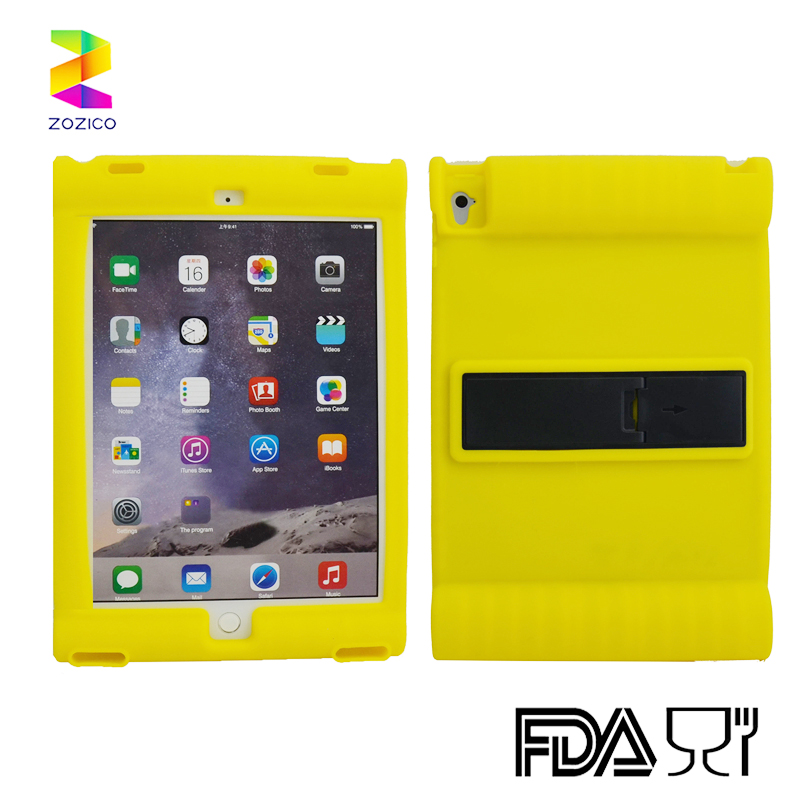 Shockproof Case for Cartoon 3D Butterfly Stand Table Cover Case for iPad air Kids Safe Cases fundas