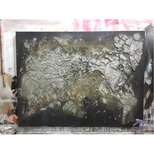 Fashionable Medium Pure Hand-drawn Art Abstract Decorative Painting Manufacture From China