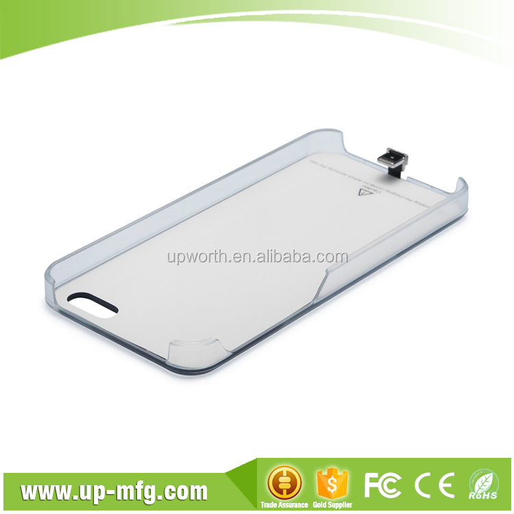 China factory 2016 Factory wholesale qi 2000mah wireless charger receiver
