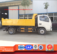 promotion!!dongfeng dump truck, small dump truck for sale