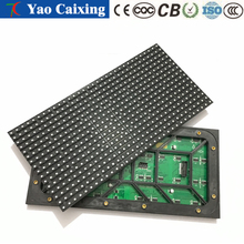SMD 3535 2S P10 outdoor display module,Color outdoor refresh rate high LED display panel