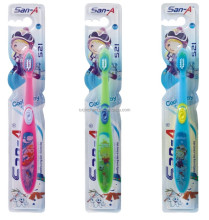 Tooth brush for Kids SAN-A E-521 soft bristles