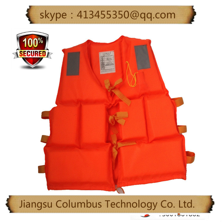 personal baby/child floating life jacket for solar power plant