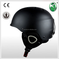 color Customized safely S/M/L size snow helmet