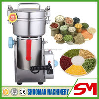 1000g Low labor intensity and high efficient spices grinding mill