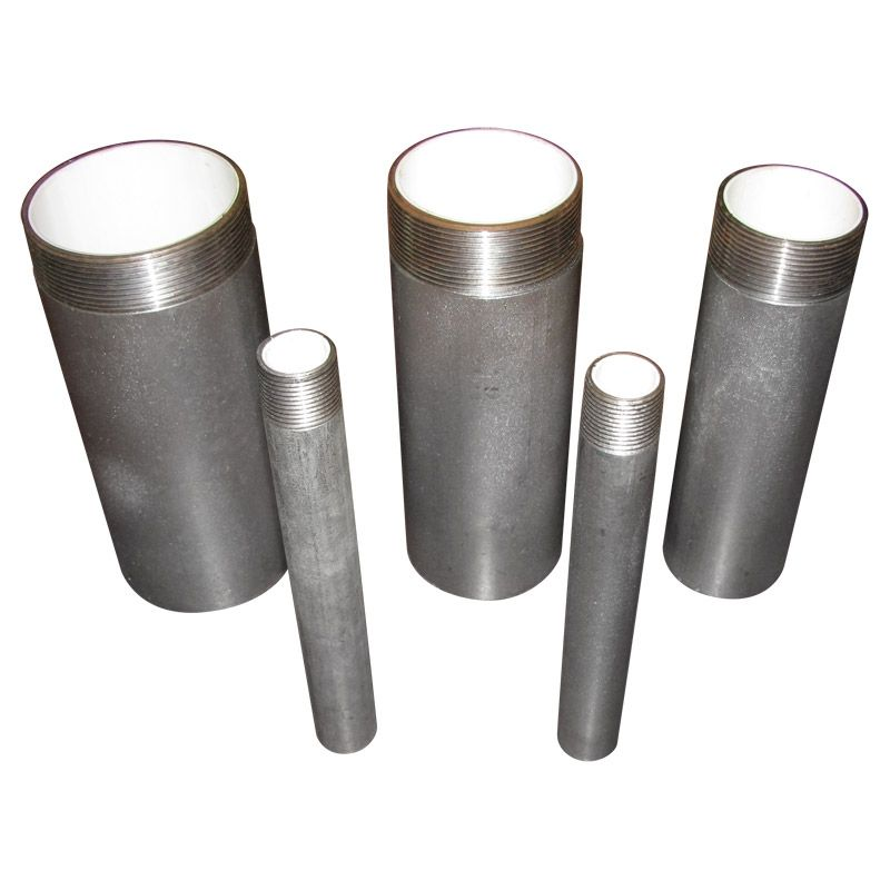 Corrugated 300mm Diameter 50mm Thermal Conductivity Pre Hot Dip Galvanized Steel Pipe