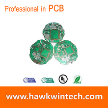 Special Shape Cell phone Smart Board PCB Bare Printed Circuit Board