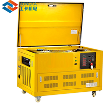 best selling methane bio gas power generator 15kw 18kva