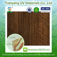 eco-friendly flexible cement board for interior and exterior decoration