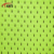 100% polyester moisture wicking fabric supplier fluorescent green color athletic mesh by the kilogram
