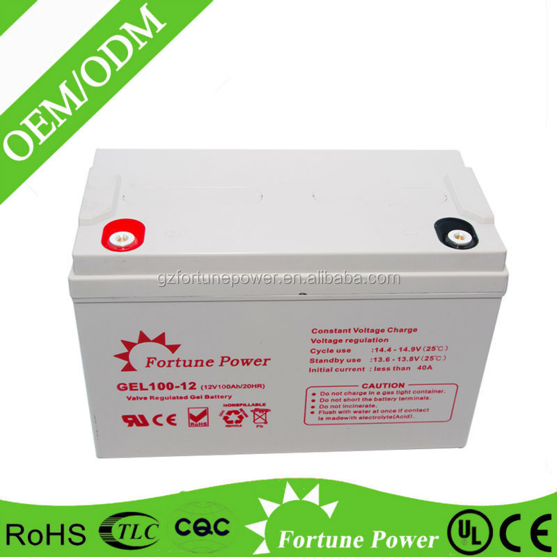 12V 100AH Maintenance Free UPS Solar Exide Inverter Batteries
