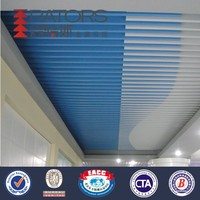 Foshan decoration material aluminum shopping mall ceiling