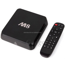 Android 4.4 Open Set Top Box Amlogic S802 Quad Core TV Box1080P XBMC/KODI V13 3D Game TV Box amlogic s812 android tv box