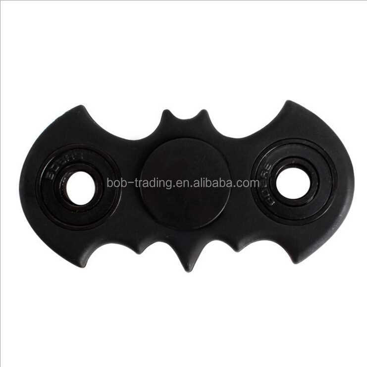 good service Promotion Gift Bat Shape Hand Spinner spin toy