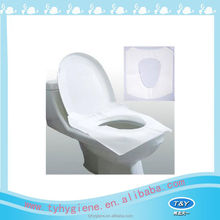 Fabric Cloth Disposable Toilet Seat Cover