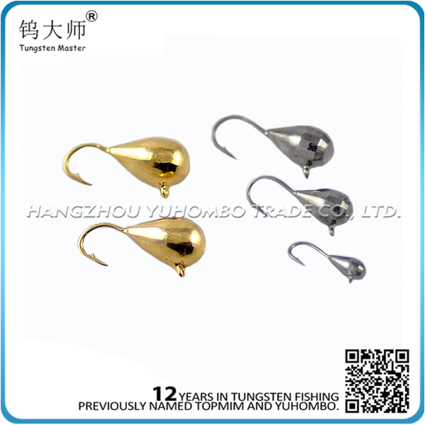 Round Head Competitive Price Lures And Jigs