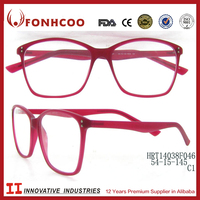FONHCOO Italian Design 2016 Hot Sell Fashion Good Flexible Tr90 Reading Glasses
