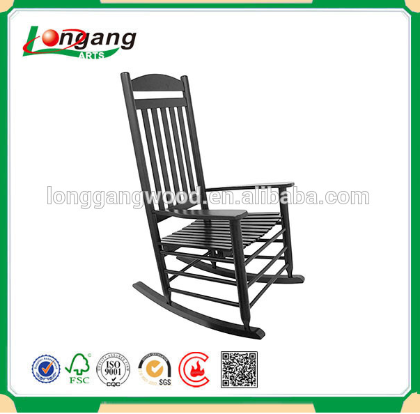 Concepts Solid Wood Rocking Chair Outdoor Traditional Rocking Chair ...