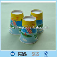 2013 hot sale custom printed coffee cup, cheap disposable paper cup,Custom Hand Made Brown Tulip Baking Cups Wholesale