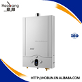 Wholesale hot sale forced exhaust type gas water heater for home