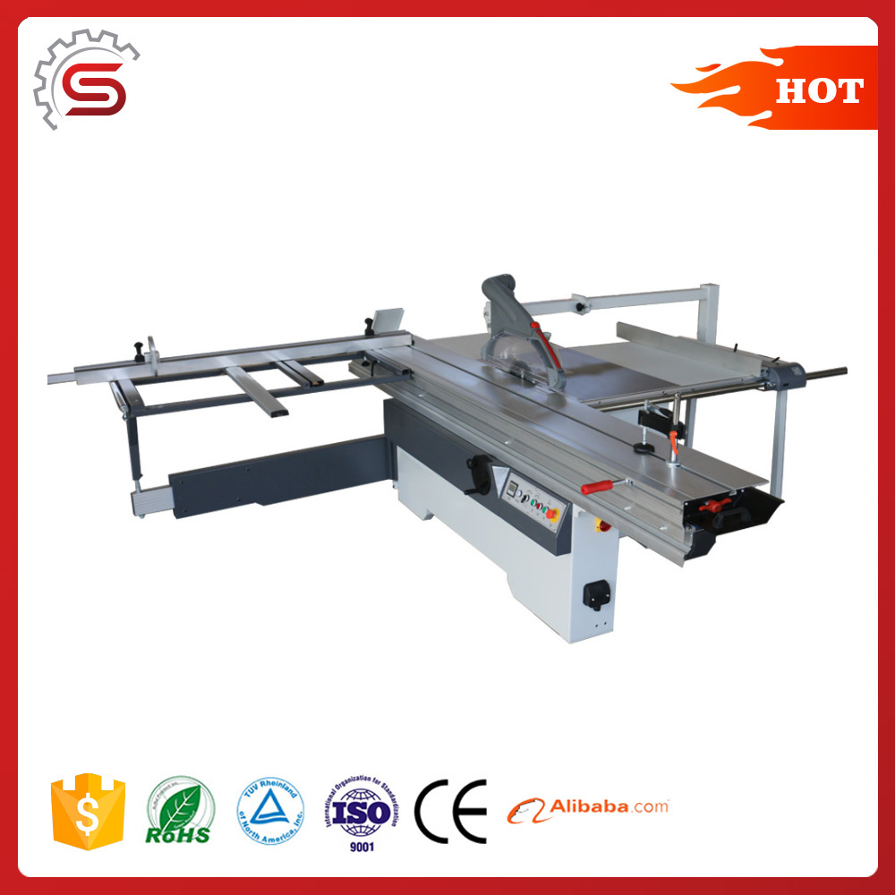 Mj400l Sliding Table Saw Woodworking Machine Precision Panel Saw With ...