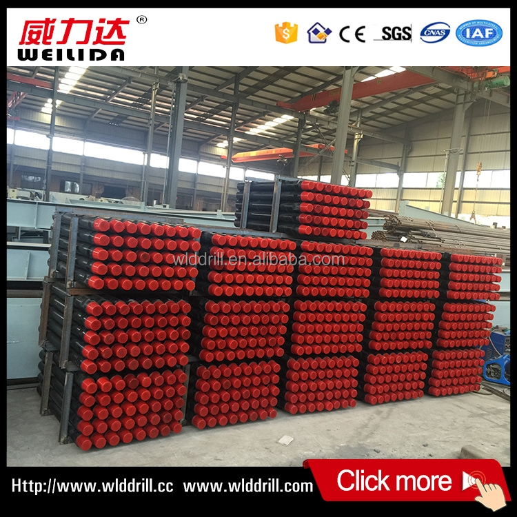 whole sale manufacturer custom cheap price water well pipe oil drill pipe