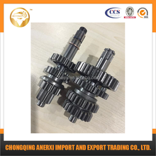 Motorcycle Engine Parts Chinese CG200cc cylindrical spur gear main shaft
