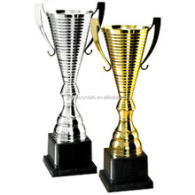 Die casting European style metal trophy popular all sports cups and trophies