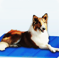 Factory Sale Fabric Eco Waterproof Soft Cooling Pet Mat For Dogs Cooling Pet Mat