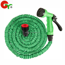 25FT 50FT 75FT 100FT double latex extensible garden water hose