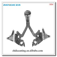 OEM aluminum die casting auto parts factory and trading company