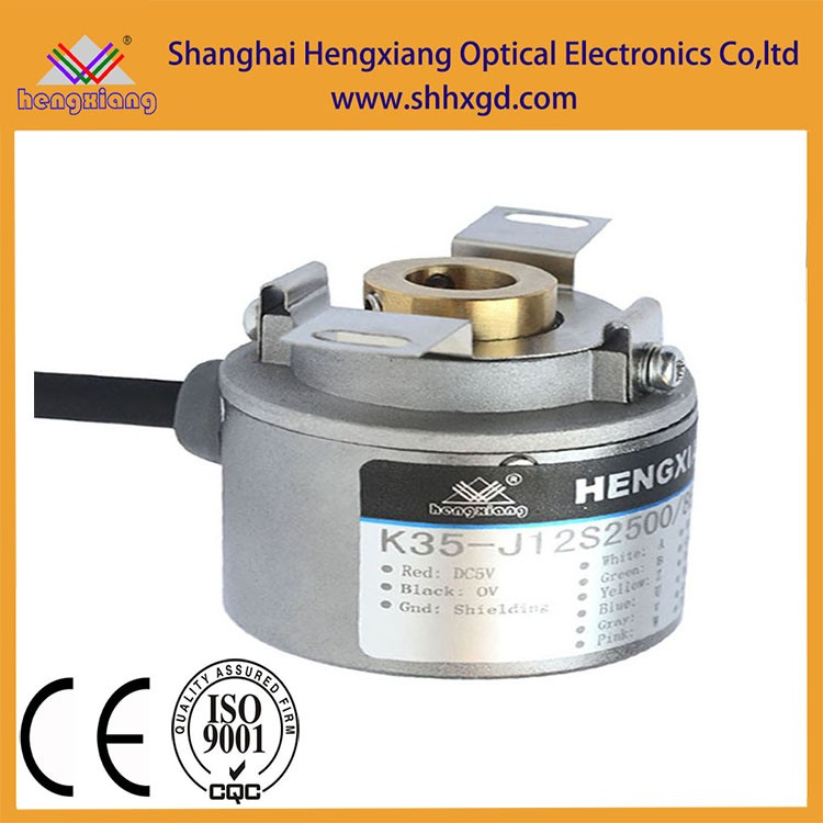encoder 32000 ppr used on embroidery spare parts no. is el63d encoder