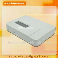 GSM Fixed Wireless Terminal 8818 with LCD and backup battery