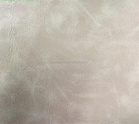 Eco friendly yangbuck PU synthetic leather for shoes and bags