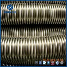 stainless steel flexible thread metal hose