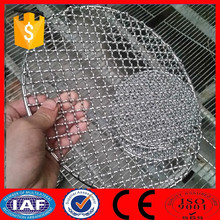 High quality crimped barbecue wire mesh