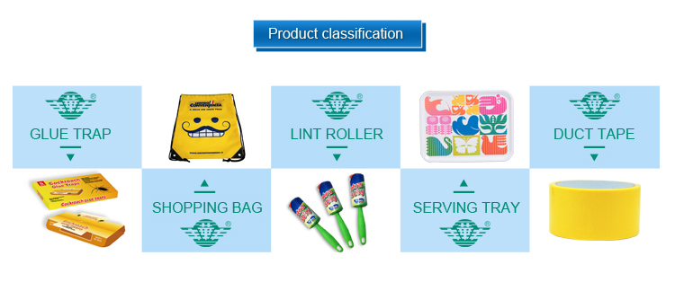 Cheap price ISO9001Curtain Lint Rollers