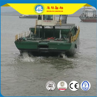 China Highling Sand Transportation Ship HL-T100 with 100T Capacity and Low Price for Korean Market